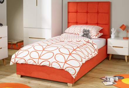 Zest Upholstered Bed