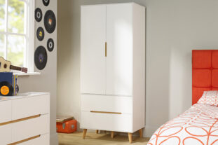Bodo Double Wardrobe