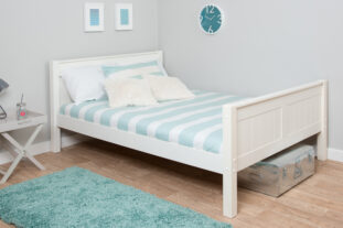 Stompa CK Small Double Bed with Mattress