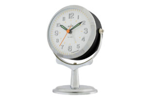 Podium Retro Alarm Clock