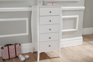 Estelle 5 Drawer Tall Chest