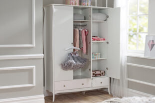 Estelle Triple Wardrobe