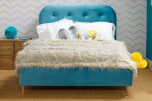 Hoxton Double Upholstered Bed