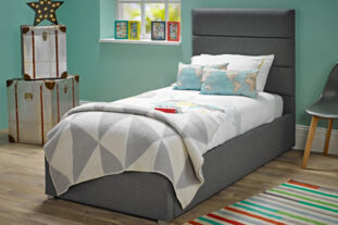 Jules Upholstered Storage Bed