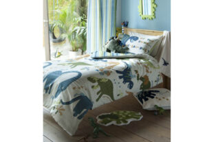 Dino Single Duvet Set
