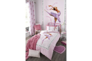 Ballerina Single Duvet Set