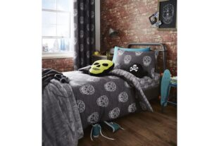 Skulls Double Duvet Set