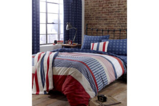 Stars and Stripes Double Duvet Set
