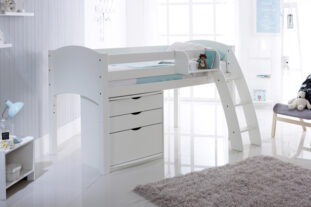 Scallywag Cabin Bed with Chest