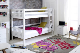 Nordic Bunk Bed 1 (slatted panels)