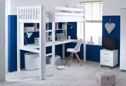 Boy S High Sleeper Beds Room To Grow