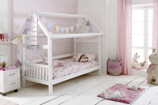 Nordic Playhouse Bed 2