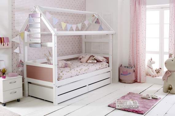 Girl S Beds Practical Amp Stylish Beds For Girls Room To