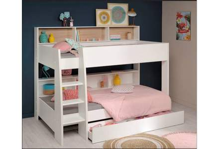 Bunk Beds For Kids Wooden Metal L Shaped Bunk Beds Room To Grow