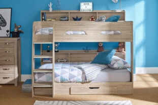 Stellar Bunk Bed in Oak
