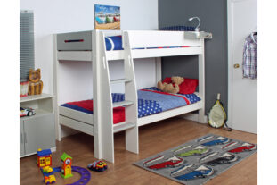 Urban Grey Bunk Bed 1