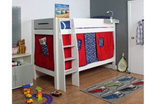 Urban Grey Bunk Bed 2