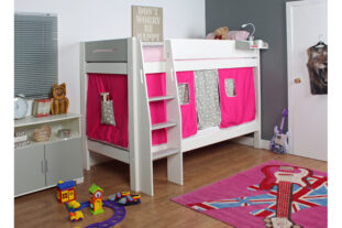 Urban Grey Bunk Bed 3