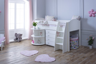 Stompa Rondo D Cabin Bed