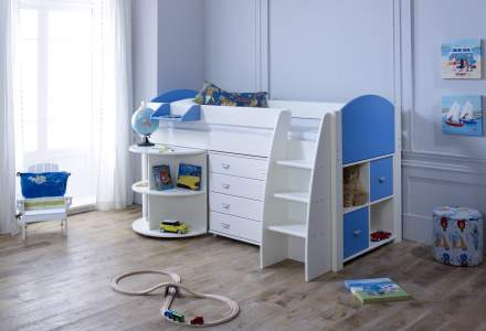 Boys' Cabin Beds | Room to Grow
