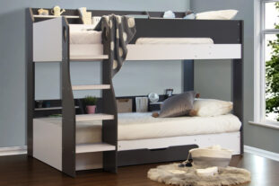 Flick Bunk Bed - Grey