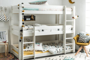 Scandinavia Triple Bunk Bed
