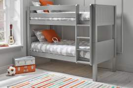 Ollie & Leila Chunky Classic Wooden Bunk Bed