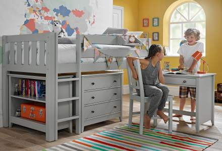 purchase cheap 02077 3cfb0 Children's Cabin Beds | Cabin Beds With Desk & Storage ...