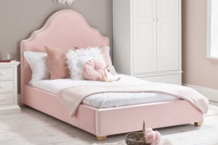 Bella double bed angle