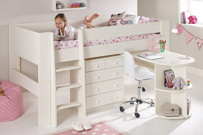 Girls' Cabin Beds | Room to Grow
