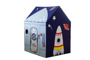 Outer Space & Rocket Large Playhouse