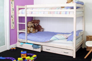 Thuka Hit 6 - Bunk bed with Underbed Drawers