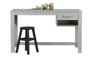 NYC Junior Concrete Grey Desk