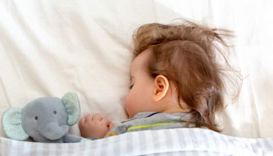 How long should your child nap for?