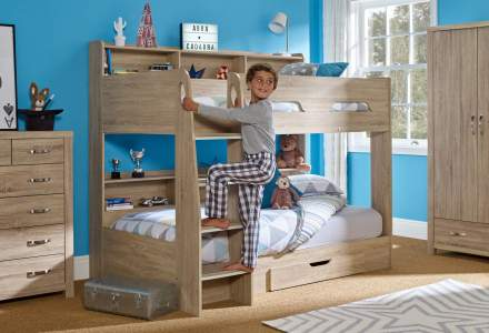 Boys Bunk Bed