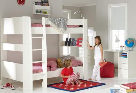 Solitaire Bunk Bed