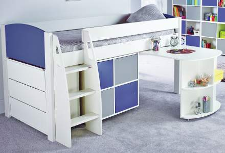 Teen Storage Beds