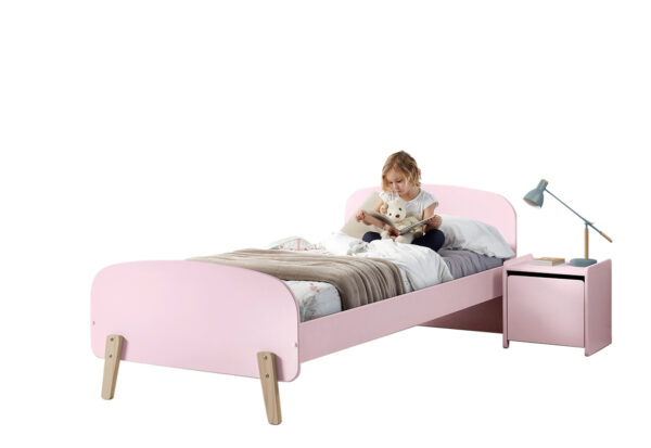 Sherbert Single Bed Pink