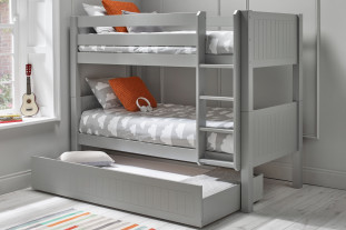 O&L bunk with trundle