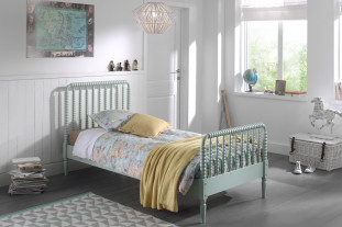 Ophelia Mint Single Bed