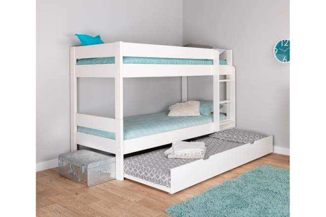 Stompa Compact Bunk Bed with Trundle