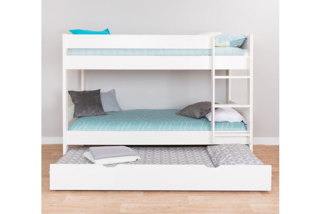 Stompa Duo Bunk Bed with Trundle