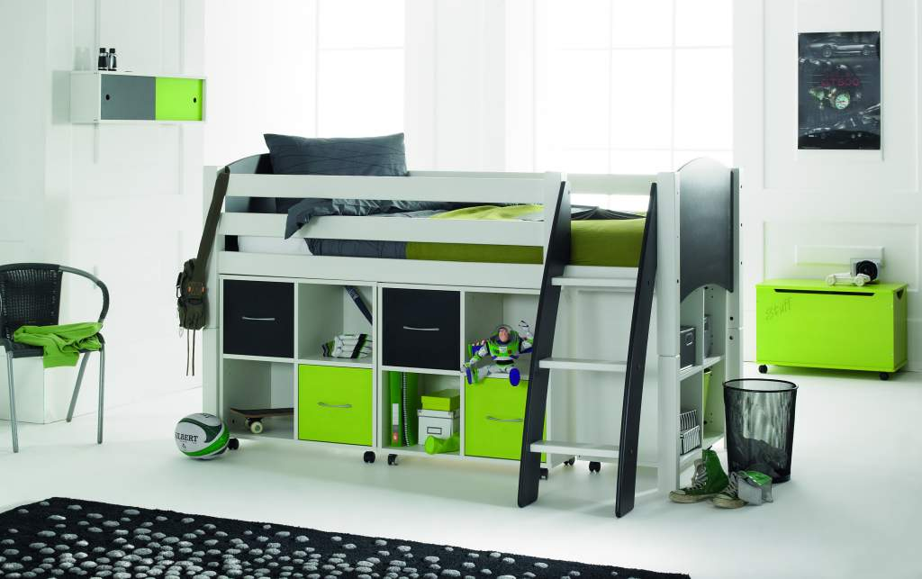 Scallywag Cabin Bed from Room to Grow