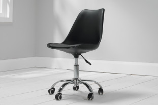 Navada Black Desk Chair