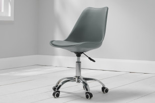 Navada Grey Desk Chair
