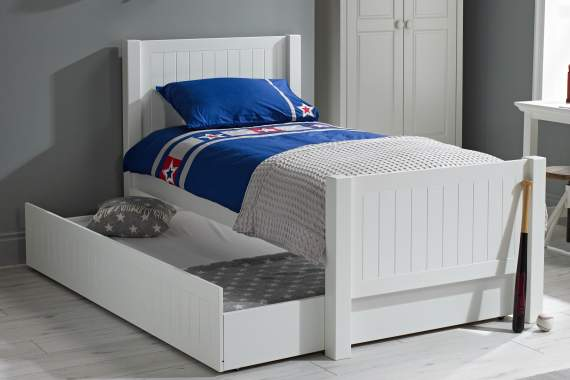 Ollie & Leila classic single bed