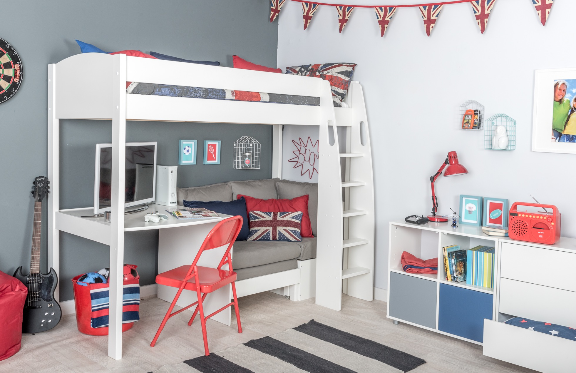 High Sleeper Loft Bed Buying Guide Room To Grow