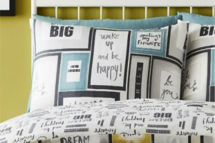 Dream Big Single Duvet Set