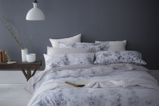 Cotton Floral Double Duvet Set