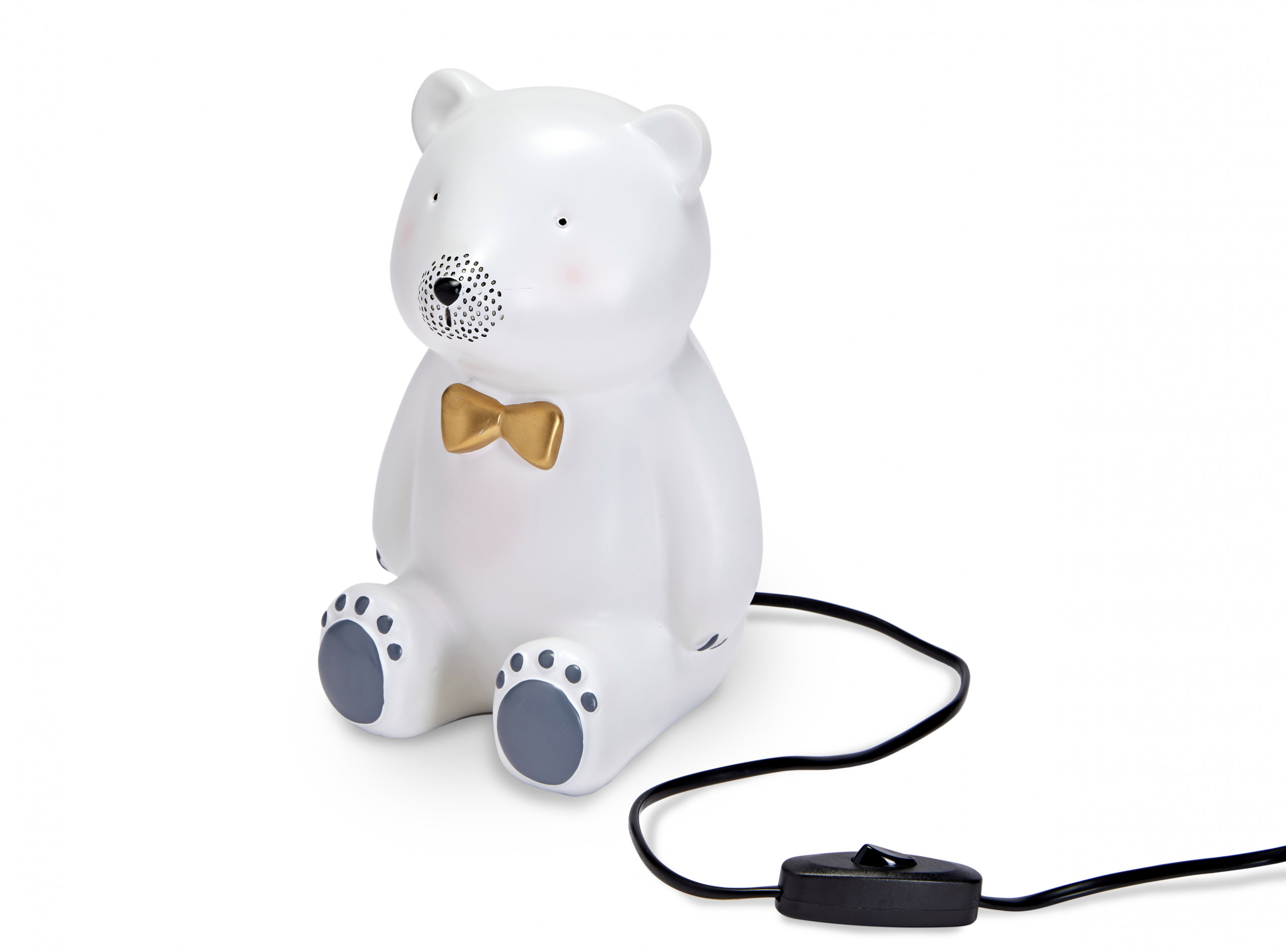 bow tie bear cut out